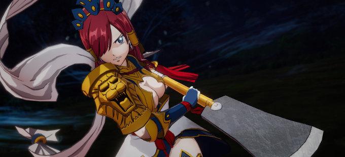 Fairy Tail para Nintendo Switch desde el Tokyo Game Show 2019