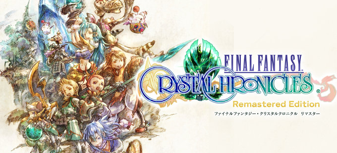 Final Fantasy: Crystal Chronicles Remastered Edition para Nintendo Switch, con fecha y nuevo tráiler