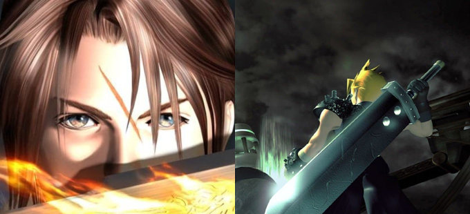 Final Fantasy VII para Nintendo Switch y FFVIII Remastered tendrán edición física