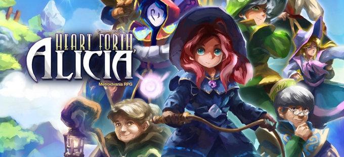 Heart Forth, Alicia para Nintendo Switch anunciado