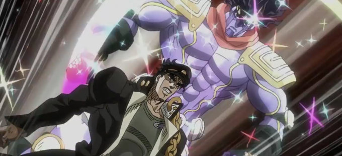 JoJo's Bizarre Adventure y la razón de sus referencias en Super Smash Bros.