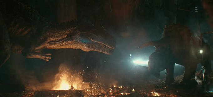 Jurassic World: Battle at Big Rock prepara el camino a la trilogía