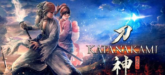 Katanakami para Nintendo Switch anunciado en el Tokyo Game Show 2019