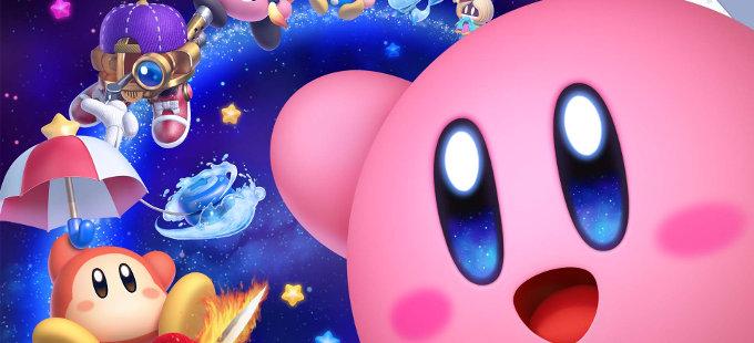 Un nuevo juego de Kirby para Nintendo Switch en desarrollo