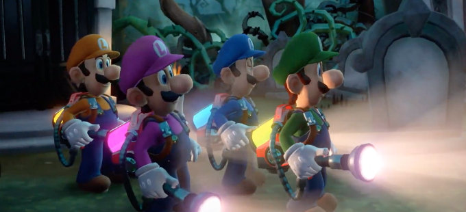 Luigi's Mansion 3 para Nintendo Switch tendrá DLC