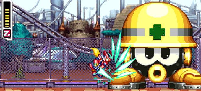 Mega Man Zero/ZX Legacy Collection para Nintendo Switch necesita más trabajo