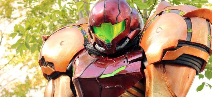 Metroid: El más fantástico cosplay de Samus Aran