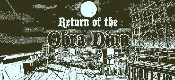 Return of the Obra Dinn para Nintendo Switch, una intrigante propuesta
