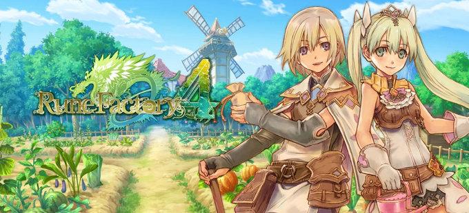 Rune Factory 4 Special para Nintendo Switch tendrá edición especial