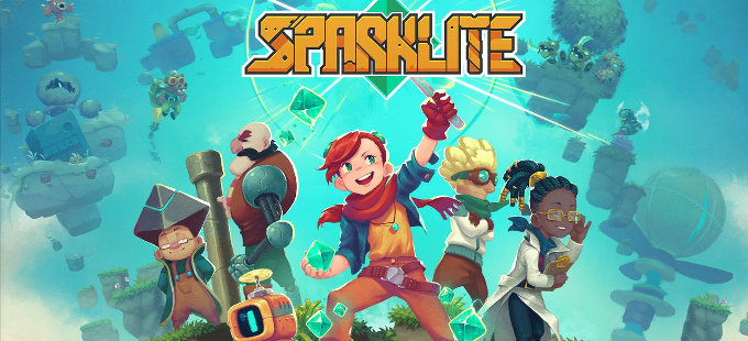 Sparklite para Nintendo Switch sale en noviembre