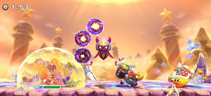 Super Kirby Clash para Nintendo Switch gratis en la eShop