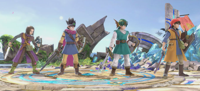 Super Smash Bros. Ultimate: Nintendo de Francia recapacita