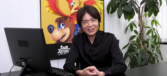 Super Smash Bros. Ultimate: Masahiro Sakurai siempre tiene la última palabra