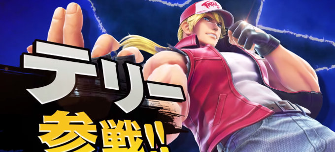 Super Smash Bros. Ultimate: Terry Bogard de Fatal Fury es el elegido
