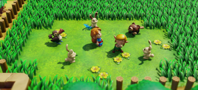 The Legend of Zelda: Link's Awakening: Así suena la Ballad of the Wind Fish con letra