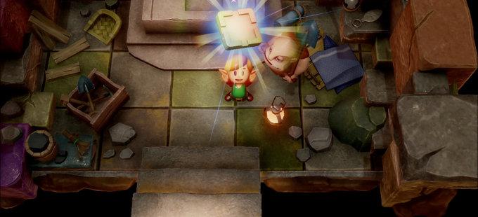 Super Mario Maker y su influencia en The Legend of Zelda: Link's Awakening