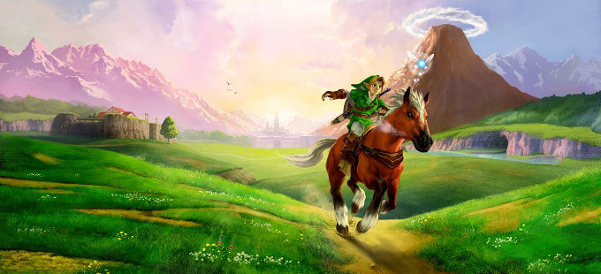 The Legend of Zelda: Ocarina of Time debe mucho a Link's Awakening