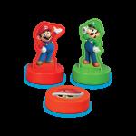 Juguetes de Mario Bros. en la Cajita Feliz 2019