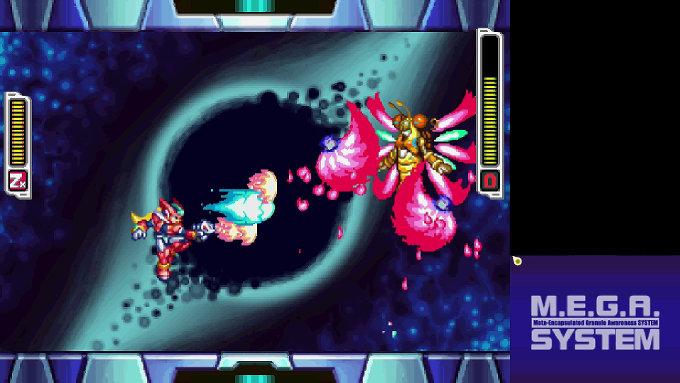 Mega Man Zero/ZX Legacy Collection tendrá el Game Link y ZZ Cards