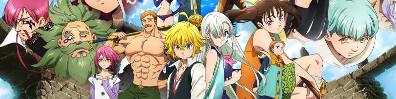 Nanatsu no Taizai: Wrath of the Gods