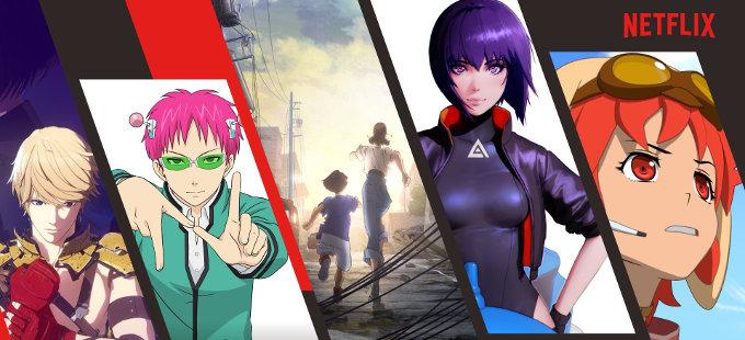 Anime Netflix: ¿Qué saldrá este año y en parte del 2020?