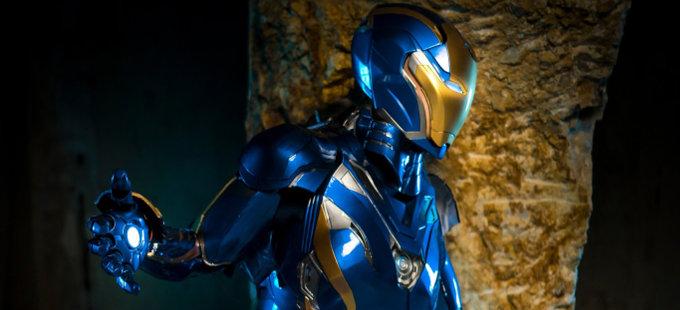 Avengers: Endgame: Un impresionante cosplay de Rescue