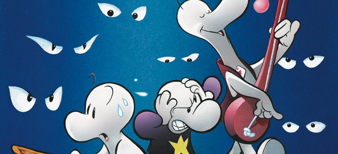Bone tendrá su serie animada en Netflix