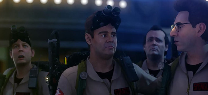 Ghostbusters: The Video Game Remastered tiene un homenaje a Harold Ramis