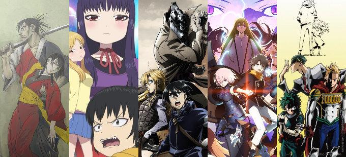 Guía de Anime de Otoño 2019