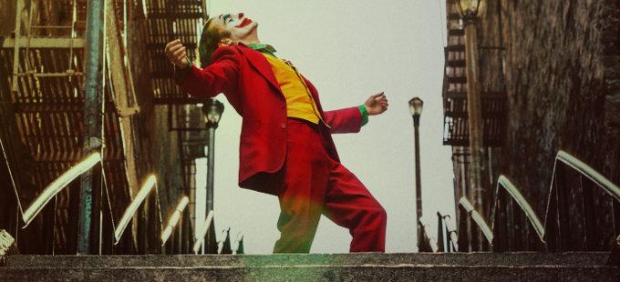 Joker domina octubre con fenomenal estreno
