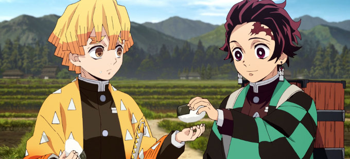 Kimetsu no Yaiba arrasa en los Newtype Anime Awards
