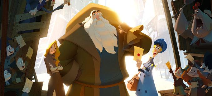 Klaus, la película animada de Netflix, saldrá en noviembre