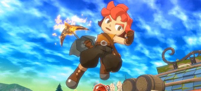 Little Town Hero:¿Cómo el creador de Undertale acabó participando?