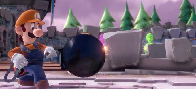 Luigi's Mansion 3 para Nintendo Switch y sus modos multijugador