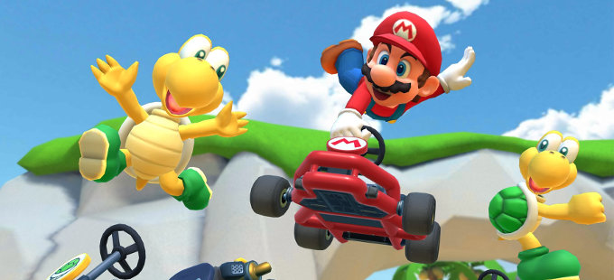 Mario Kart Tour rompe récords de descargas