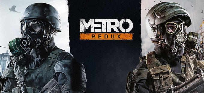 Metro Redux para Nintendo Switch podría salir en diciembre
