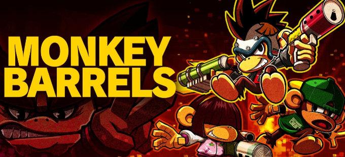 Monkey Barrels para Nintendo Switch
