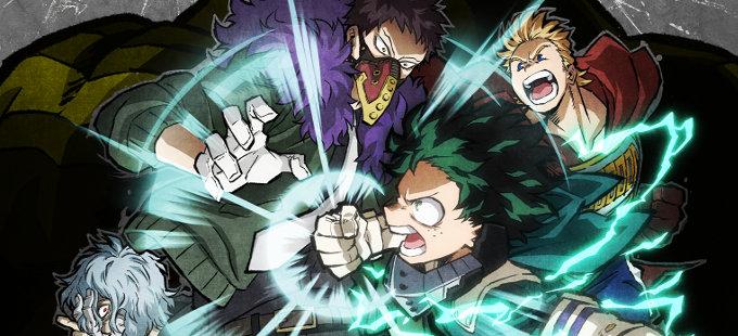 Boku no Hero Academia: My Hero One's Justice 2 consigue su primer tráiler