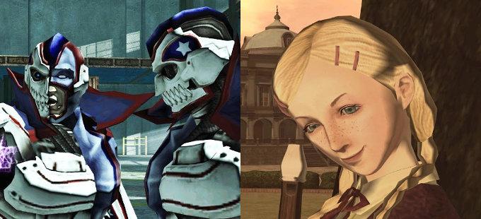 No More Heroes 3: Así se verán Kimmy Howell y Destroyman