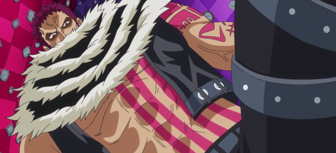 One Piece: Pirate Warriors 4: Charlotte Katakuri será un personaje jugable