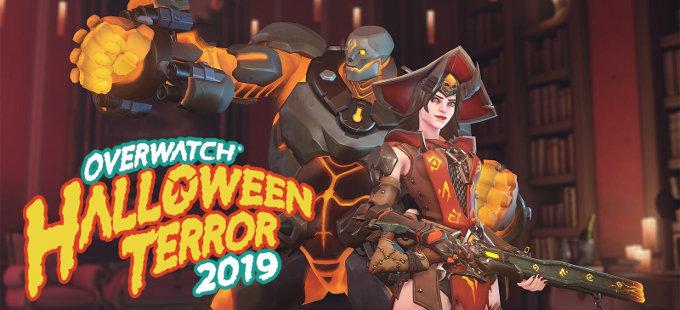 Overwatch para Nintendo Switch recibe Halloween Terror 2019