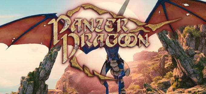 Panzer Dragoon: Remake para Nintendo Switch confirmado en tarjeta de juego