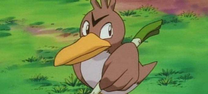 Pokémon Sword & Shield: Se revela por qué Farfetch'd consiguió su evolución