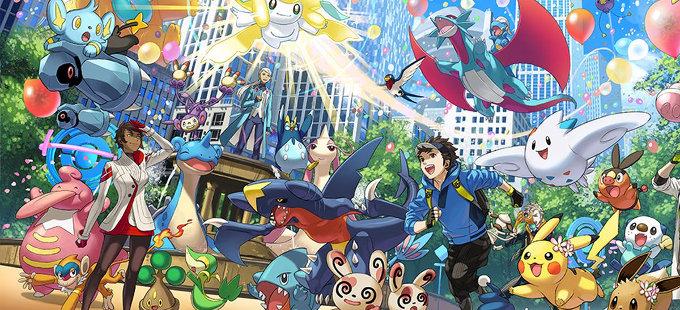 Brasil y México son los países latinos que juegan más Pokémon GO