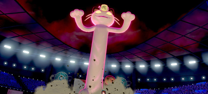 Pokémon Sword & Shield: Godzilla, Mothra y Longcat están invitados