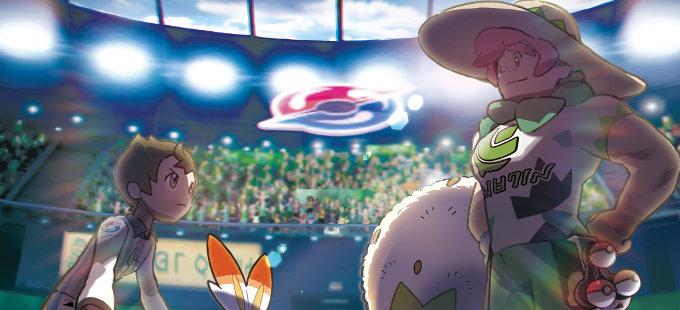 Pokémon Sword & Shield tendrá una campaña con 18 gimnasios