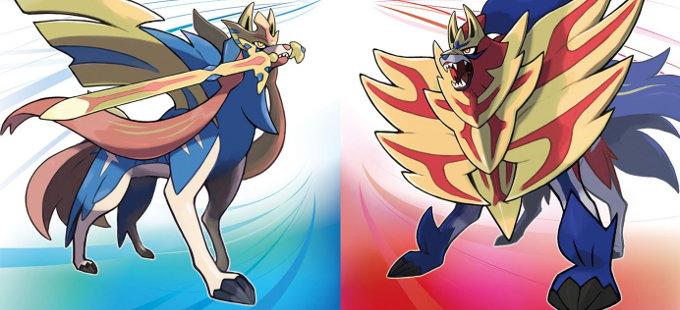 Pokémon Sword & Shield: ¿De dónde vienen los nombres de Zacian y Zamazenta?