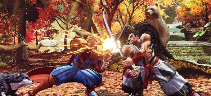 Samurai Shodown para Nintendo Switch y el logro de los 60 fps