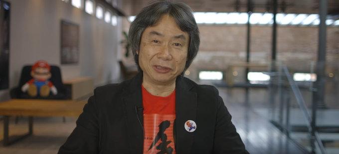 Shigeru Miyamoto es honrado por el gobierno de Japón