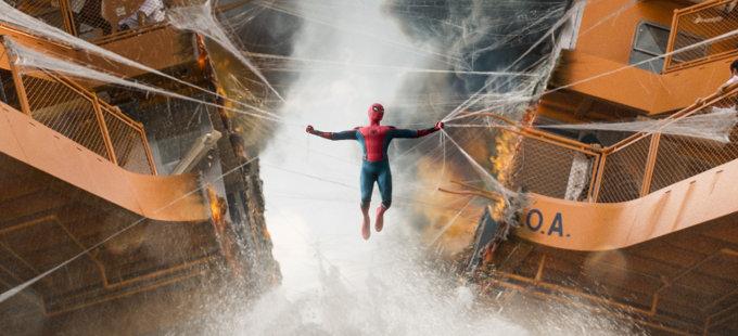 Tom Holland fue el héroe que salvó a Spider-Man